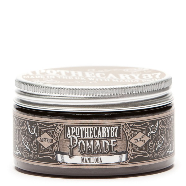 Image of Apothecary87 Grooming - Pomade Manitoba Fragrance