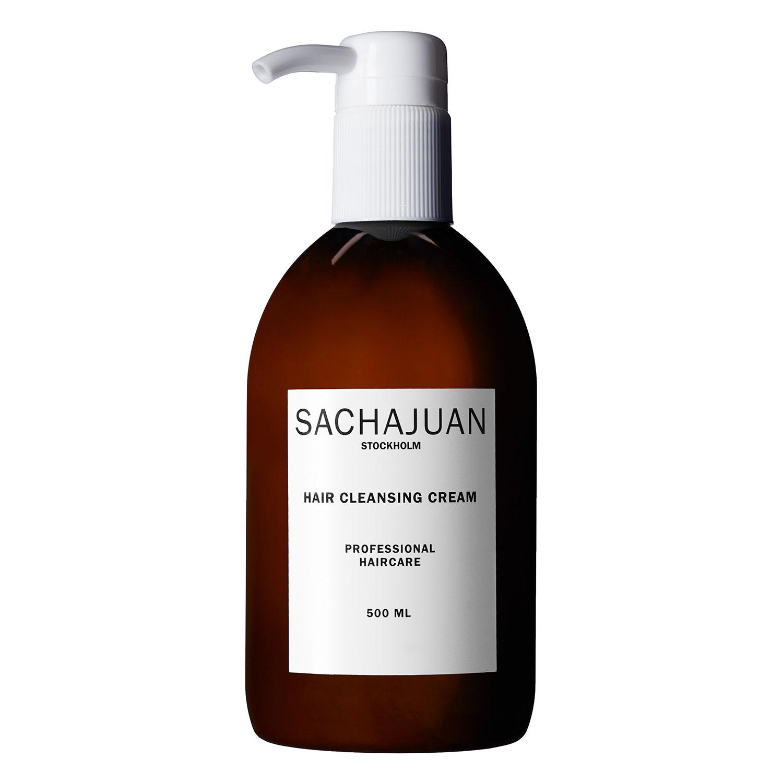 SACHAJUAN - Hair Cleansing Cream - 500ml