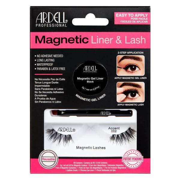 Magnetic Liner & Lash - Accent 002