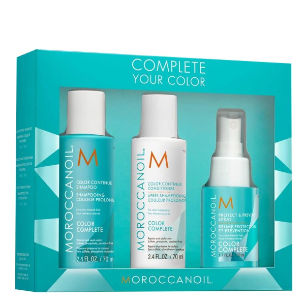 Image of Moroccanoil - Complete your Color Kit