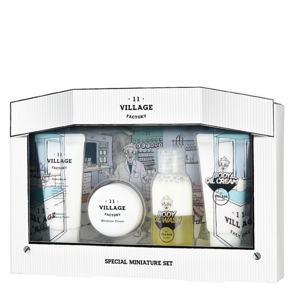 Image of 11 Village Factory - Mini Pack