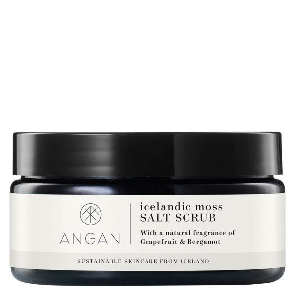 Image of ANGAN - Icelandic Moss Salt Scrub