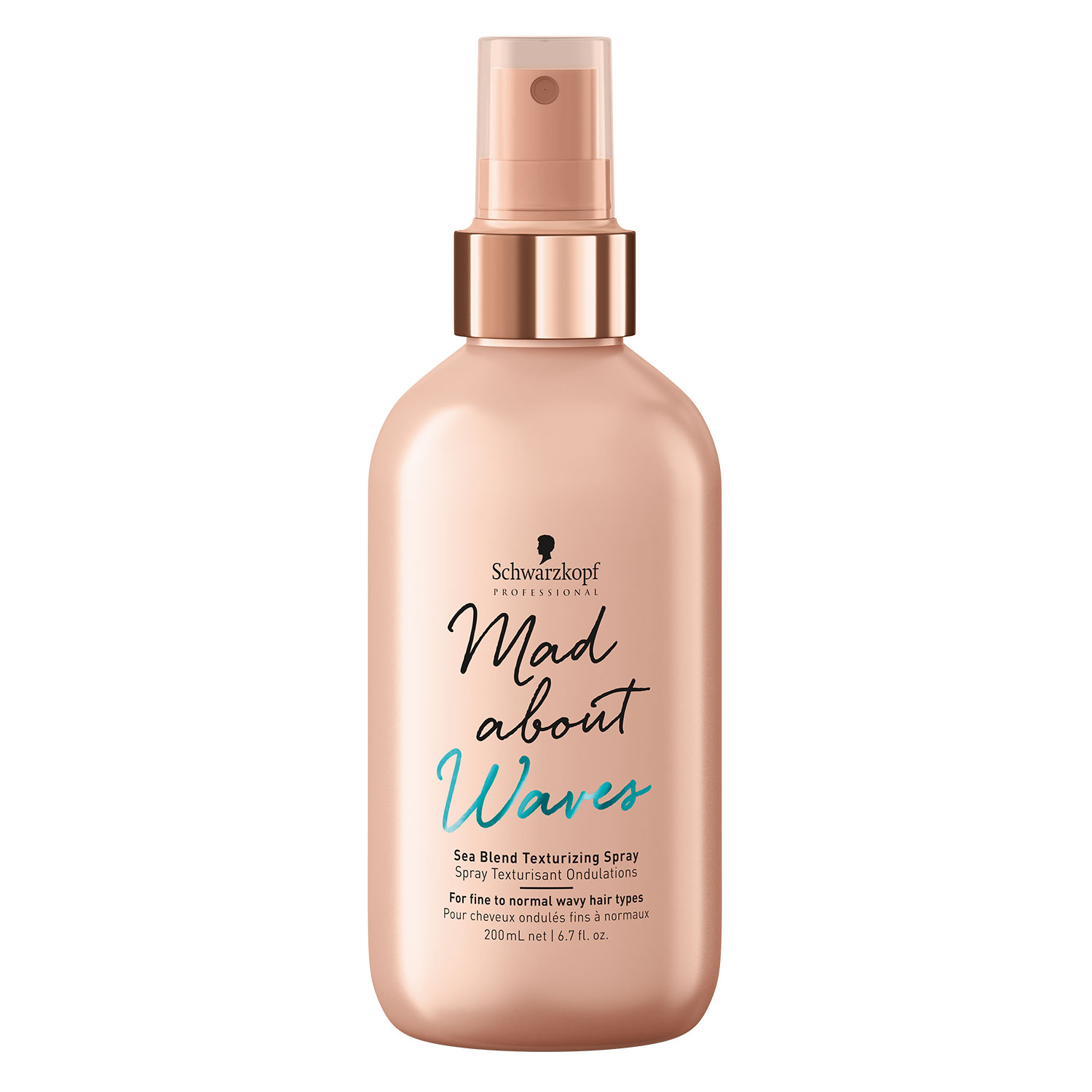 Mad About Waves - Sea Blend Texturizing Spray - 200ml