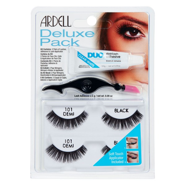 Ardell False Lashes - Deluxe Pack 101