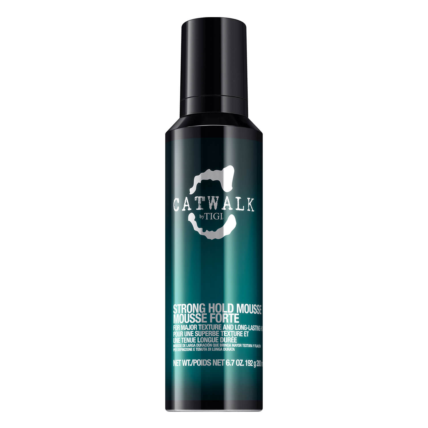 Catwalk Curlesque - Strong Hold Mousse - 200ml