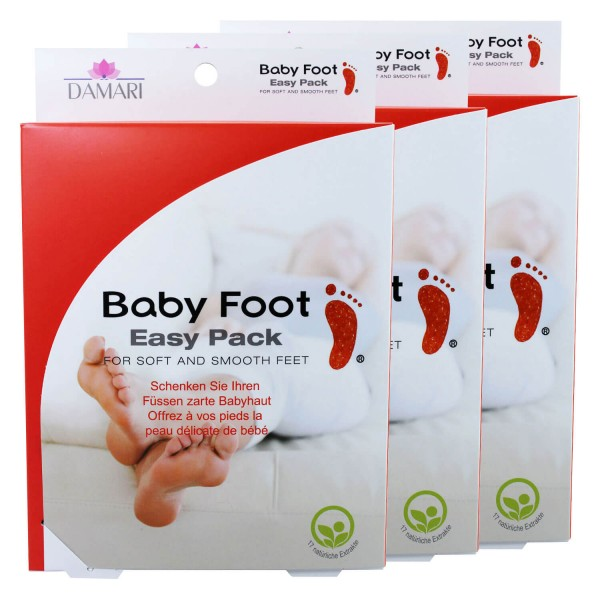Image of Baby Foot - Easy Pack Set