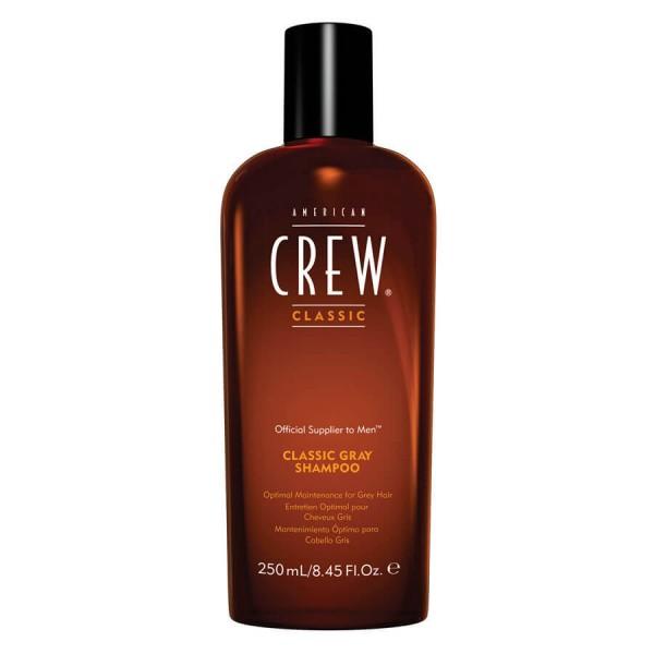 American Crew - Classic - Gray Shampoo