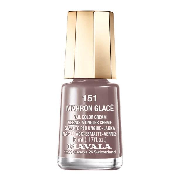 Mavala - Mini Color's - MARRON GLACE 151