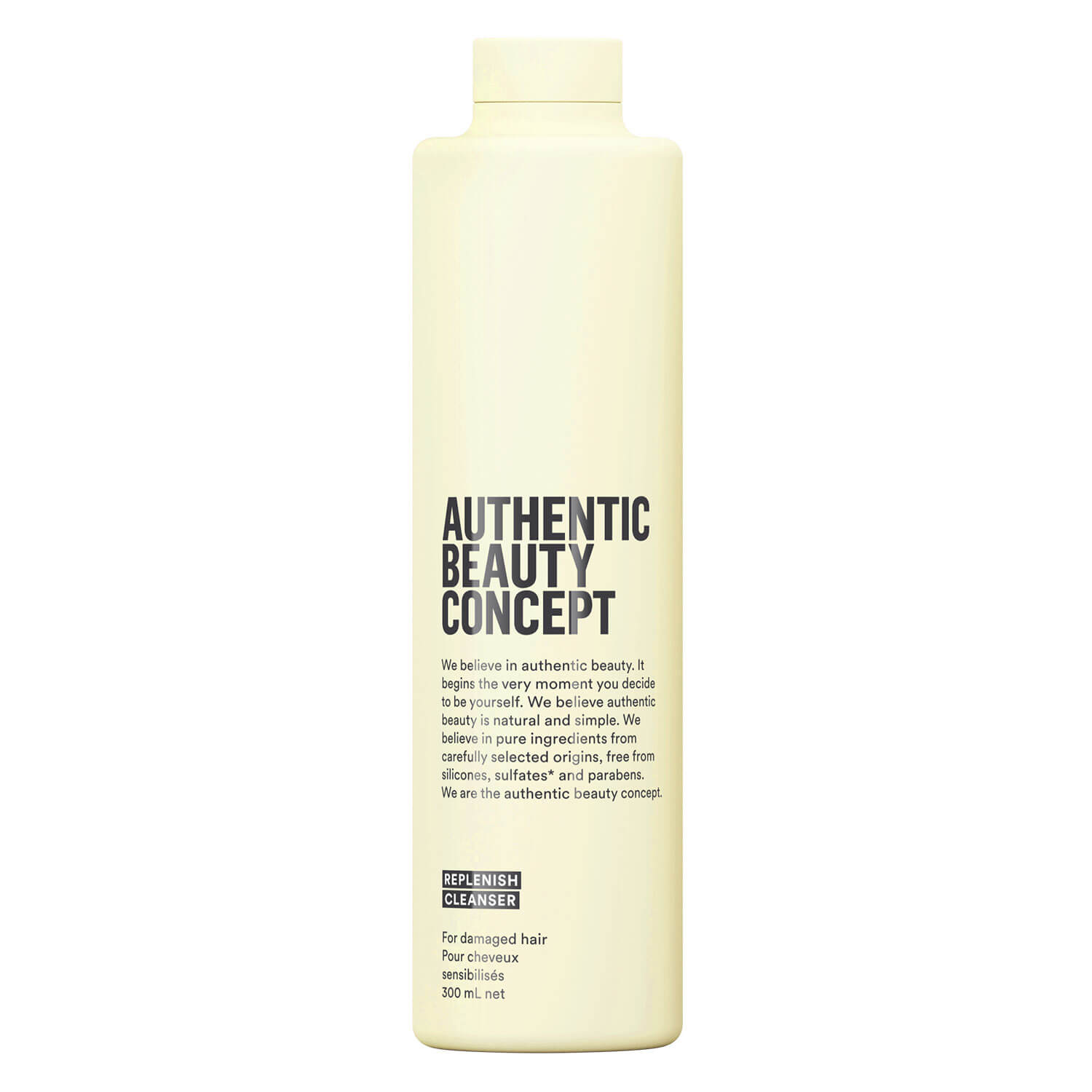 Authentic Beauty Concept - Replenish Cleanser - 300ml