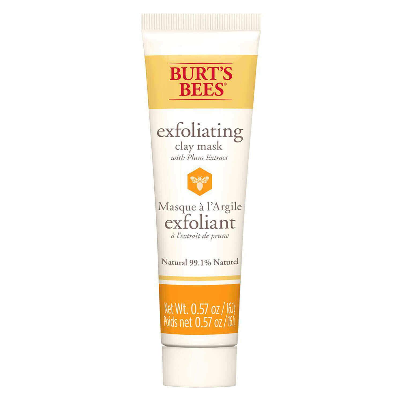 Burt's Bees - Exfoliating Clay Mask - 16g