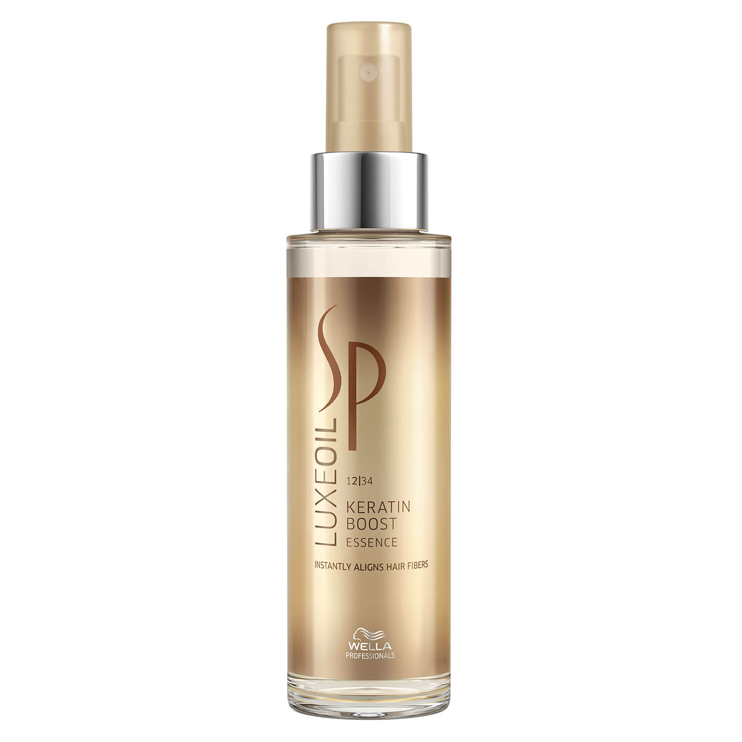SP Luxe Oil - Keratin Boost - 100ml
