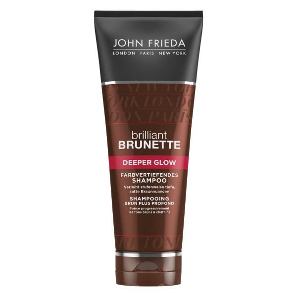 Brilliant Brunette - Deeper Glow Farbvertiefendes Shampoo