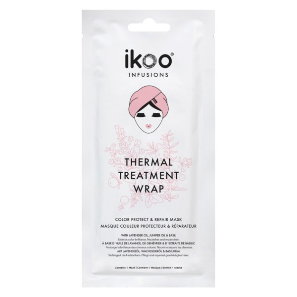 ikoo infusions - Color Protect & Repair Thermal Treatment Wrap