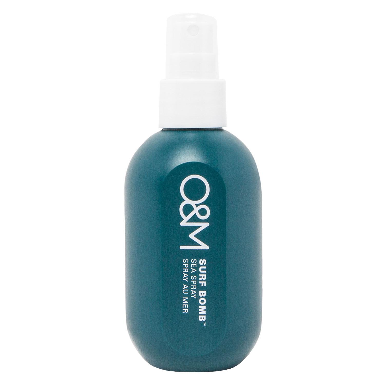 O&M Styling - Surf Bomb Sea Salt Spray - 150ml