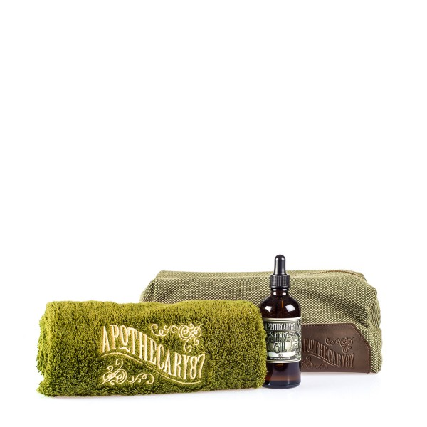 Image of Apothecary87 Dopp Kit - Shave Oil