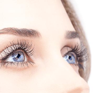 Produkte für die Augenpflege