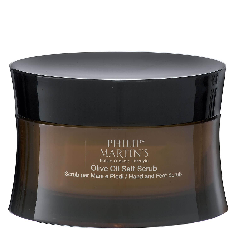 Philip Martin's - Olive Oil Salt Scrub - 50ml