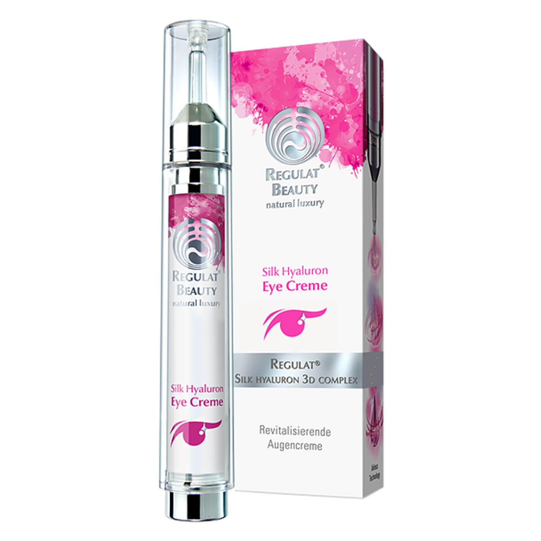 Regulat® Beauty - Silky Hyaluron Eye Creme - 15ml