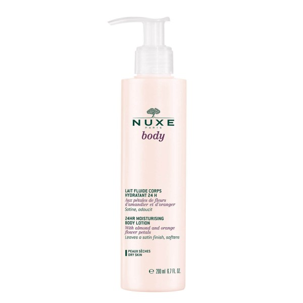 Nuxe - Nuxe Body - Lait Fluide Corps Hydratant 24h