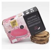 Waschies Faceline - Abschminkpads & Waschpads Pink Classic-Edition
