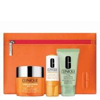 Clinique Set - Superdefense SPF 25 Fatigue + 1st Signs of Age Multi-Correcting Cream 3/4 Set