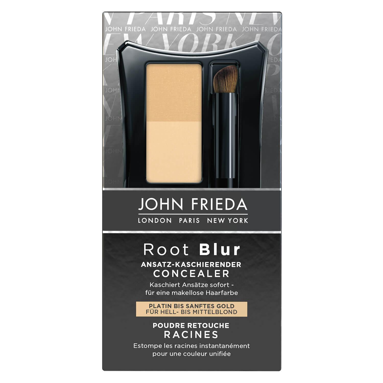 Root Blur - Ansatz-Kaschierender Concealer Platin bis sanftes Gold - 2g