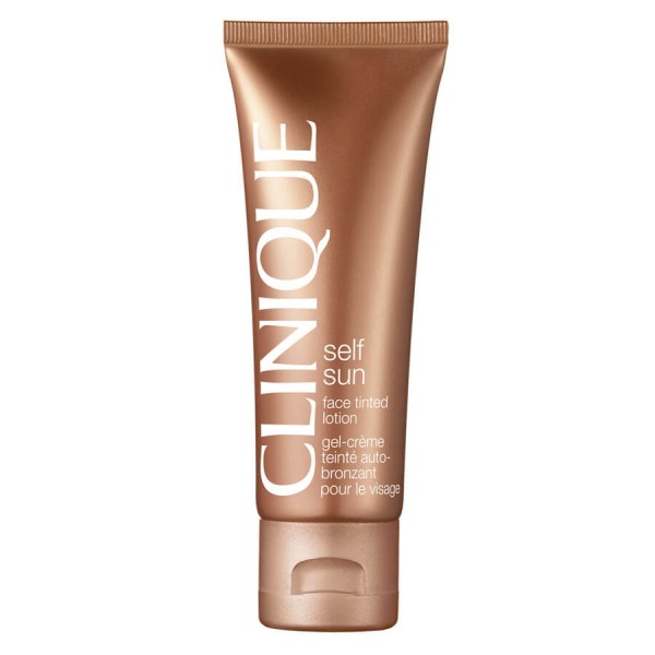 Clinique - Self Sun - Face Tinted Lotion