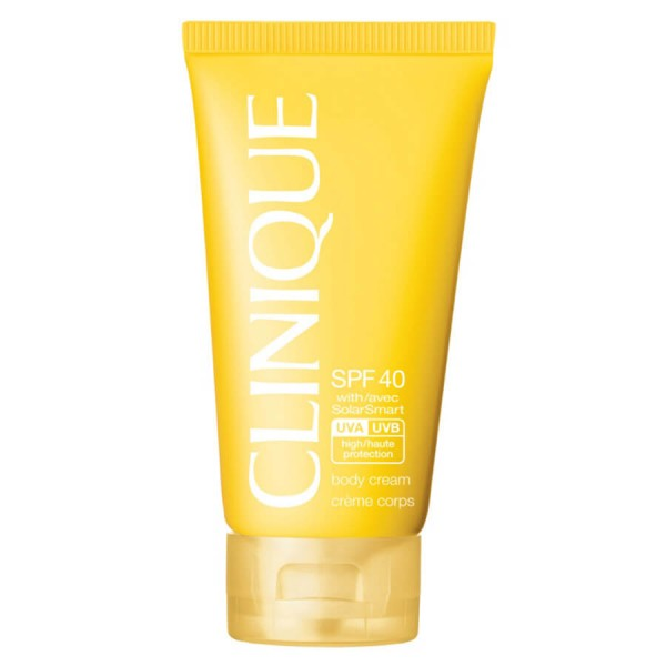 Clinique - Clinique Sun Protection - SPF40 Body Cream