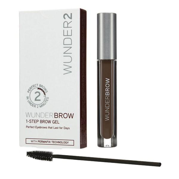 WUNDERBROW - 1-Step Brow Gel Black / Brown