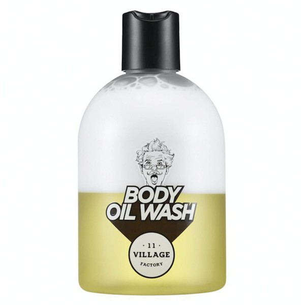 Image of 11 Village Factory - Relax Day Body Oil Wash