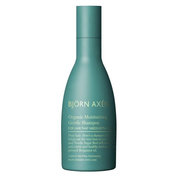 Björn Axén Organic - Moisturizing Gentle Shampoo