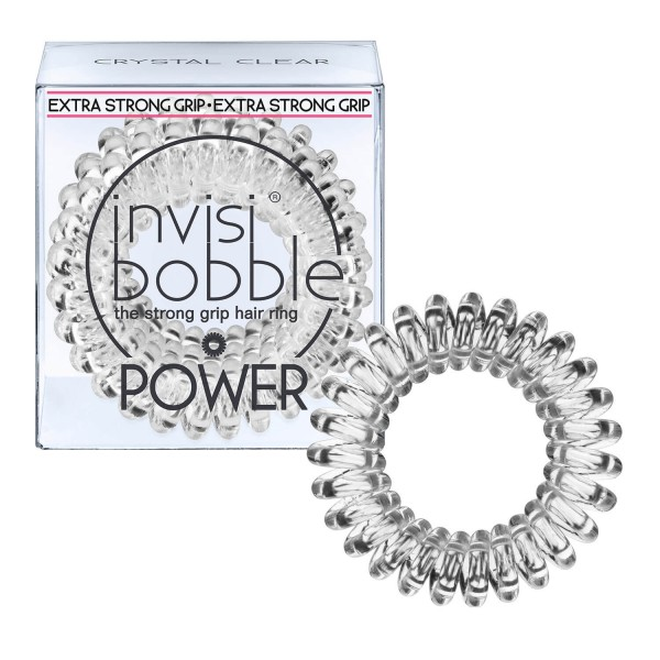 invisibobble - POWER Crystal Clear