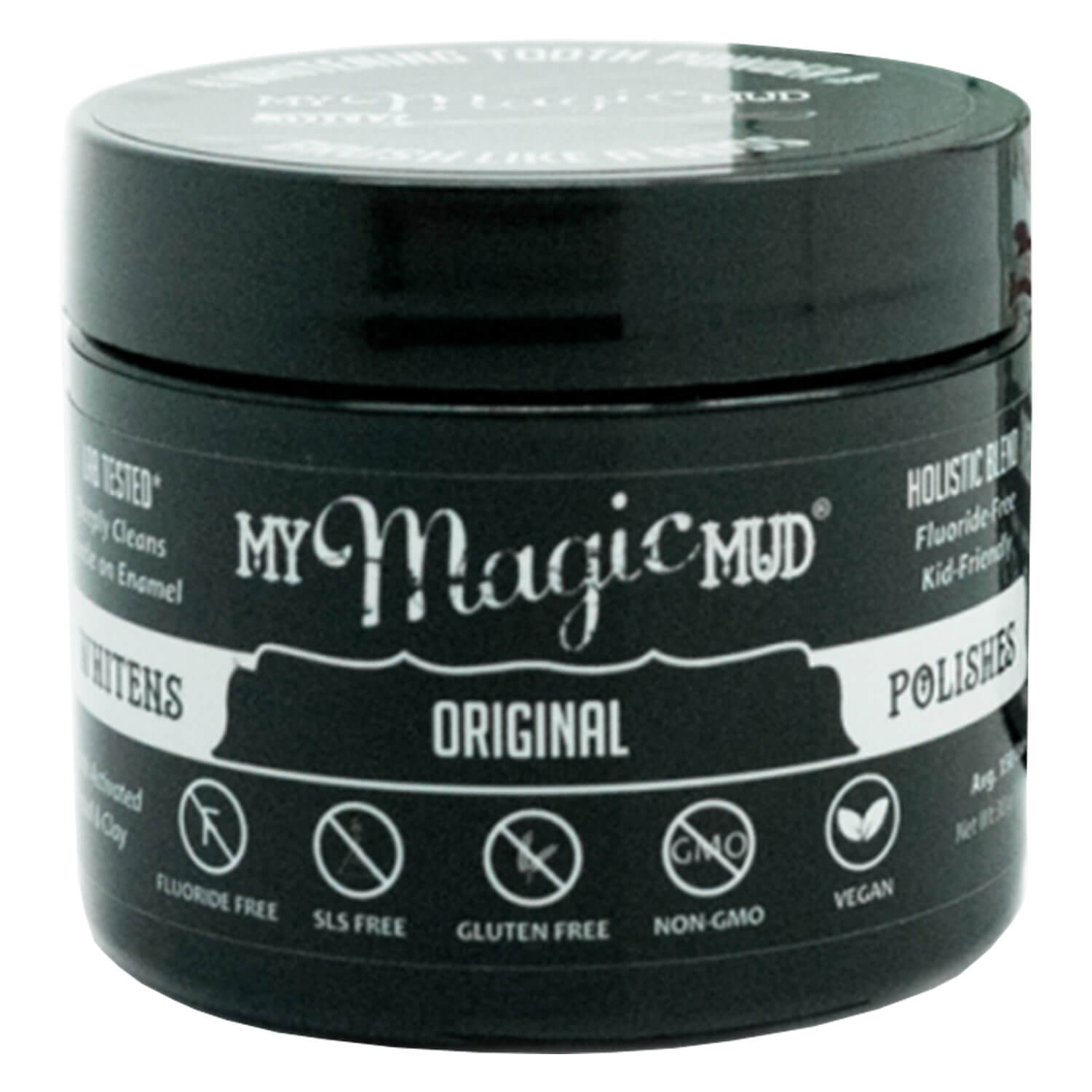 My Magic Mud - Pulver aus Aktivkohle - 30g