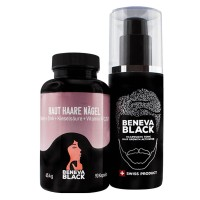 Beneva Black - Hair Box