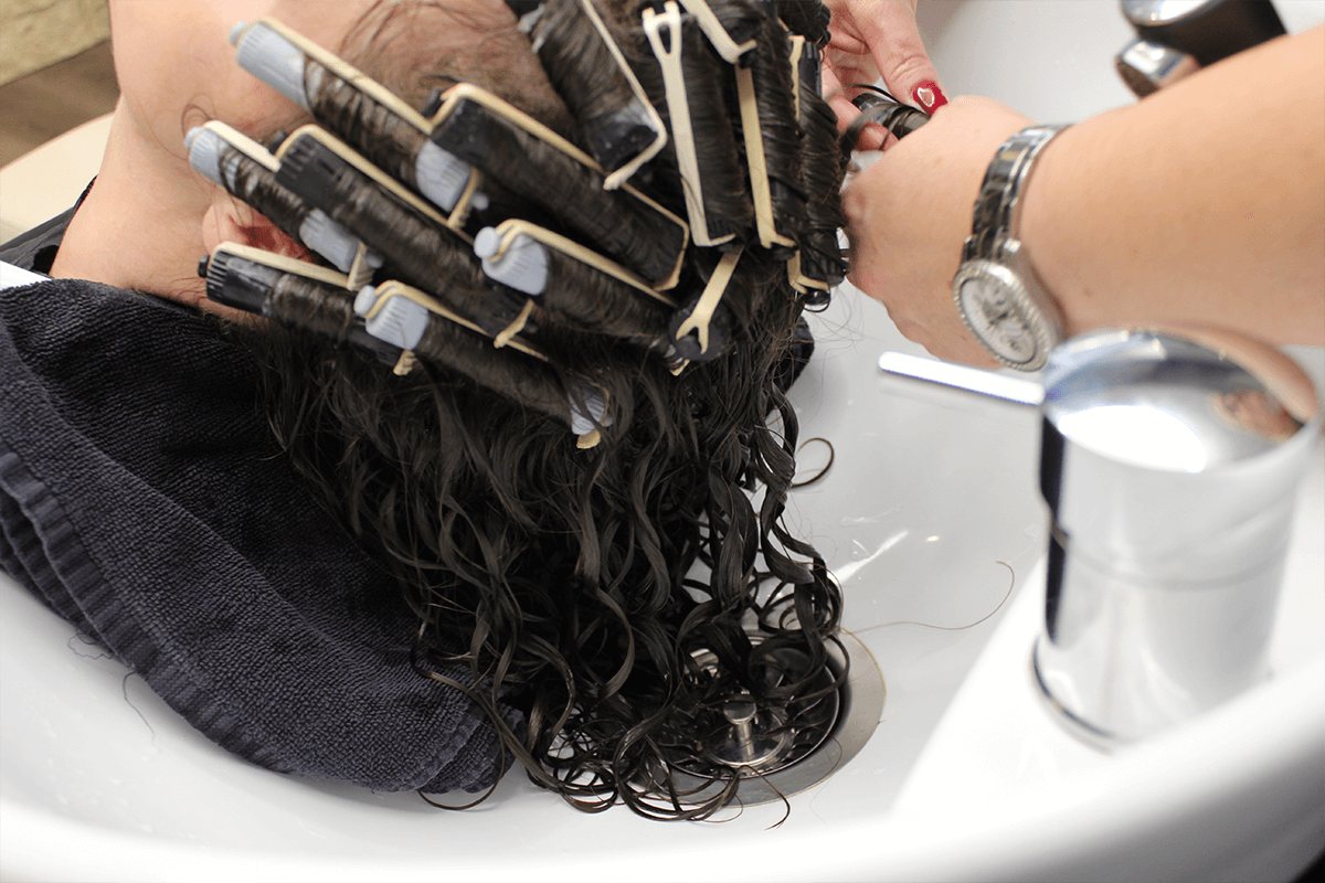 Salon Trend Supercurls Wir Testen Die Dauerwelle Perfecthair Ch