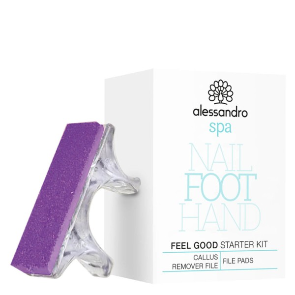 Image of Alessandro Spa - Foot Feel Good Starter Kit