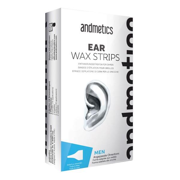 Image of andmetics - Ear Wax Strips