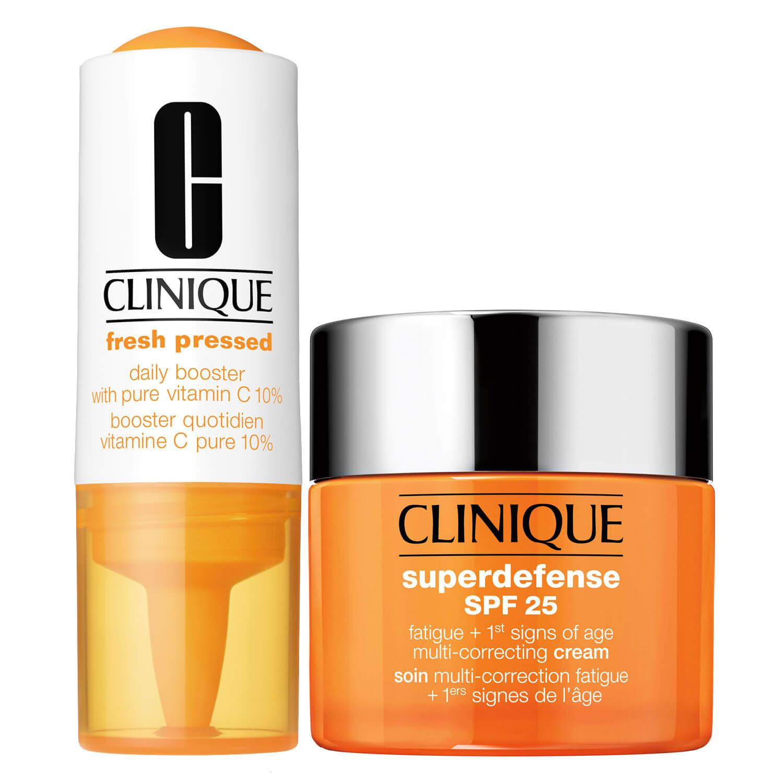 Clinique Set - Vitamin C Starter Duo 1&2 -
