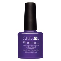 Shellac - Color Coat Video Violet 7.3ml