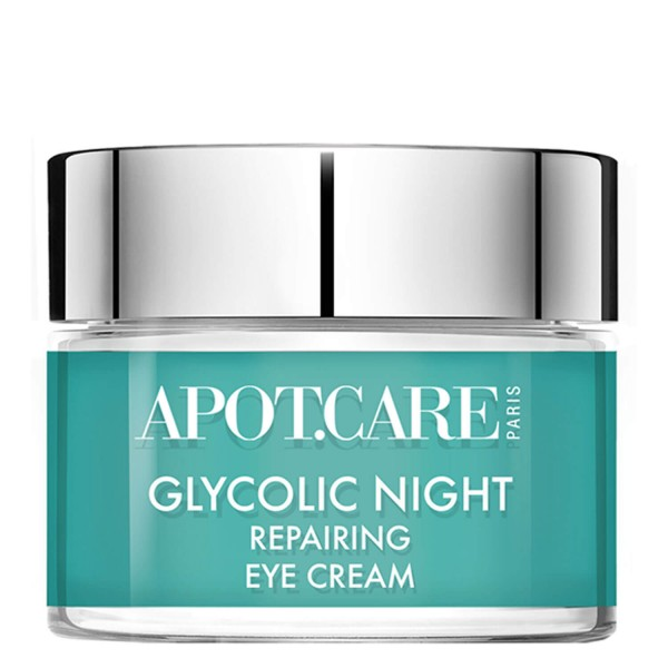 Image of Apot.Care Eyecare - Glycolic Night Reparing Night Eye Cream