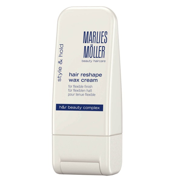 Marlies Möller - MM Style & Hold - Hair Reshape Flexible Wax Cream