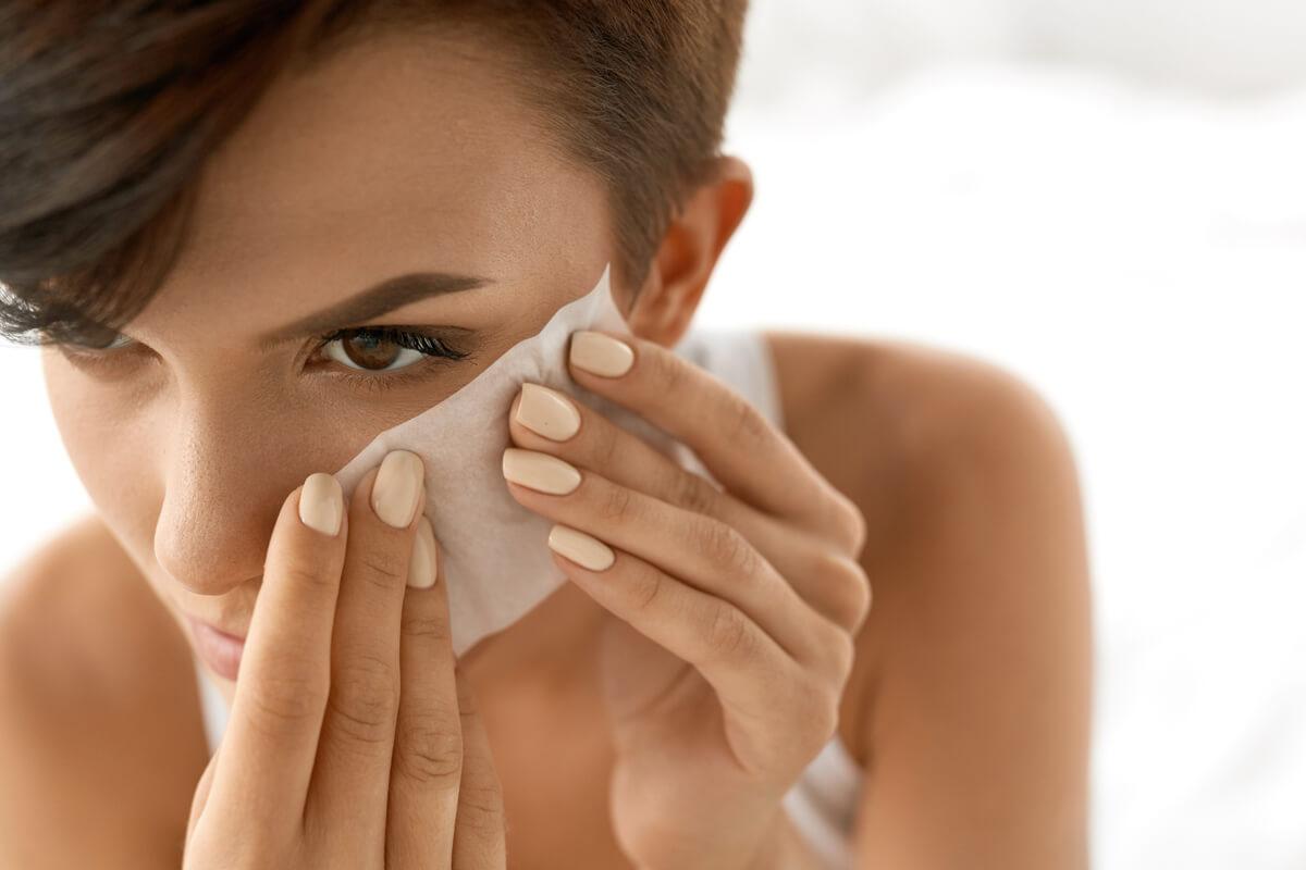 Hauttyp-bestimmen-blotting-paper