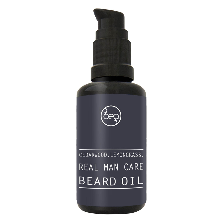 bepure - Beard Oil REAL MAN CARE - 30ml
