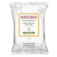 Burt's Bees - Sensitive Facial Cleansing Towelettes Cotton Extract 30 Stk.