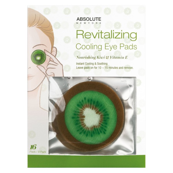 Image of Absolute Care - Kiwi Cooling Eye Pads