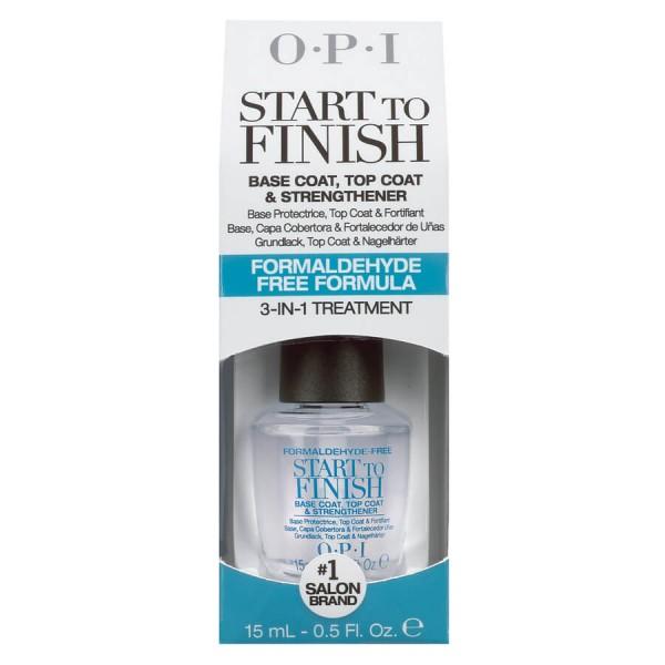 OPI - Basics - Start to finish