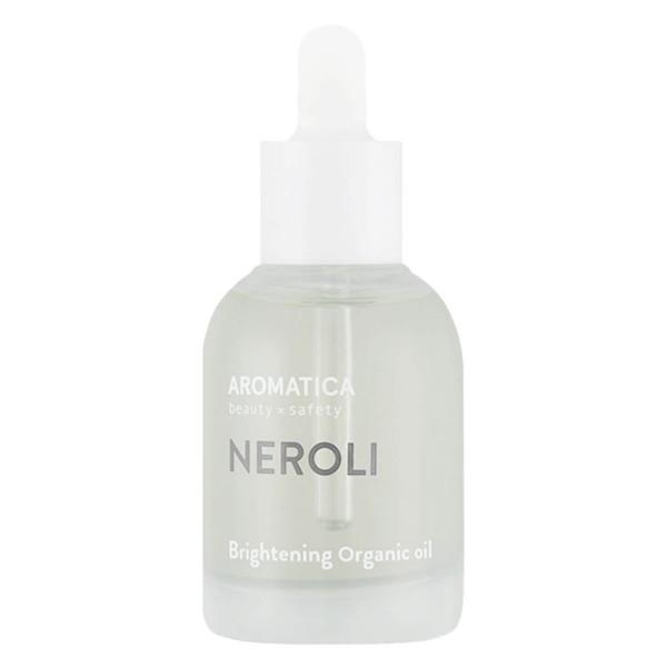 Image of AROMATICA - Organic Neroli Brightening Facial Oil