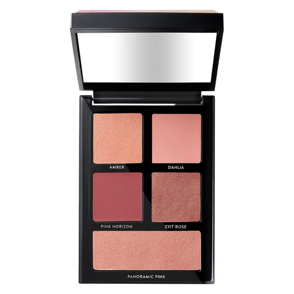 Image of BB Eye Shadow - Wanderscape Panoramic Pink Eyeshadow Palette