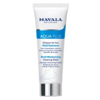 Swiss Skin Solution - Aqua Plus Masque de Nuit Multi-Hydratant 75ml
