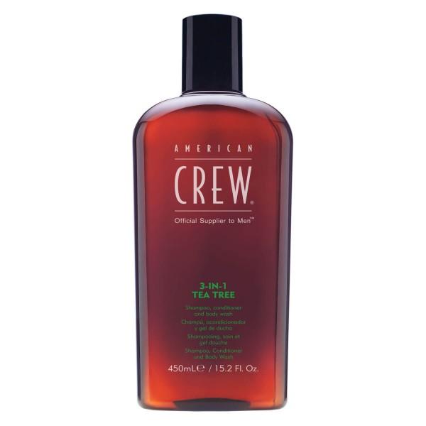 Tea Tree - 3-in-1 Shampoo, Conditioner & Body Wash